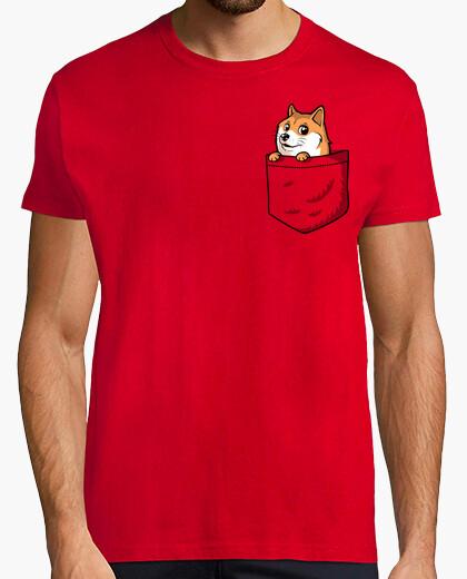 Tee-shirt poche doge