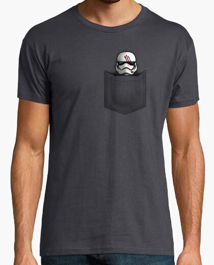 Tee-shirt poche fn-2187
