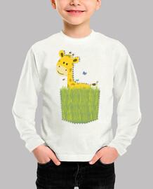 poche girafe