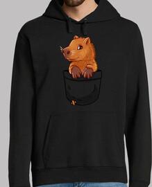 poche mignonne capybara