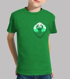 poche terriermon - chemise pour enfants