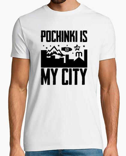 Camiseta Pochinki is my city