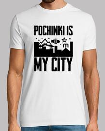 Pochinki is my city