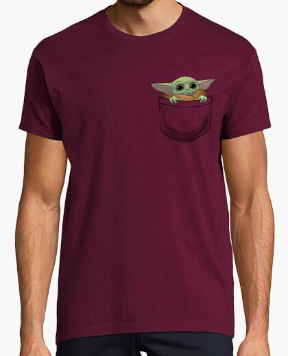 Pocket baby t-shirt