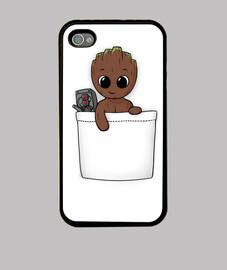 Pocket Baby Groot