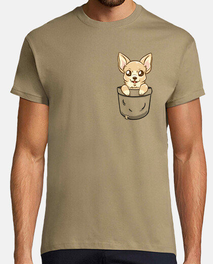 Pocket Chihuahua - Mens shirt