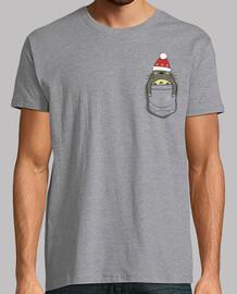 Pocket Christmas Totoro