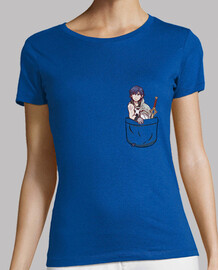 Pocket Chrom - Womans shirt