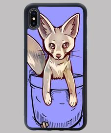 Pocket Cute Ruppels Fox - iPhone Case