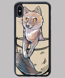 Pocket Cute Swift Fox - iPhone Case