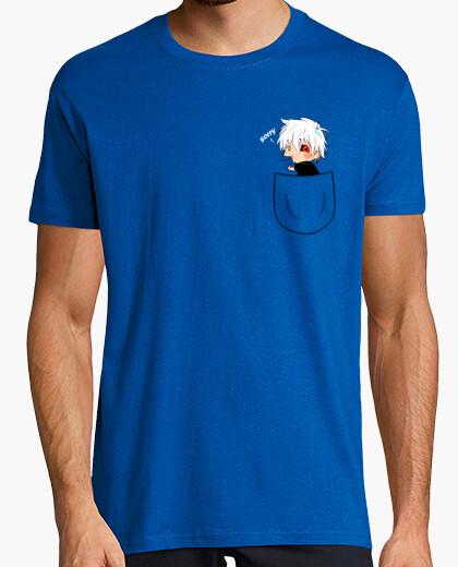 Camiseta Pocket Ghoul