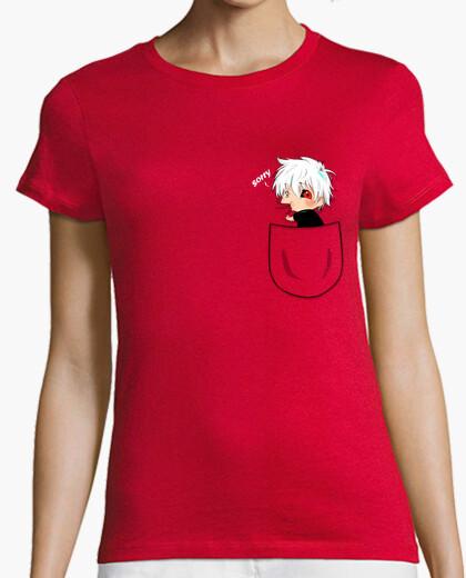 Pocket ghoul t-shirt