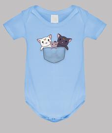 pocket kitties (all 3)