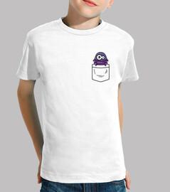 Pocket Monster Purple