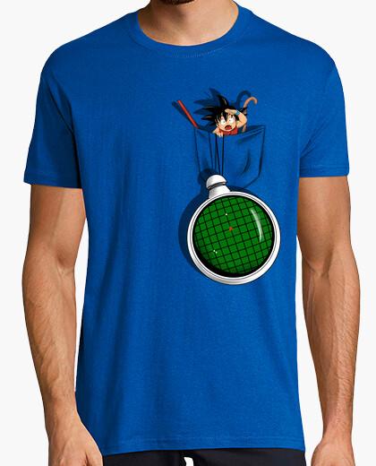 Camiseta Pocket Radar