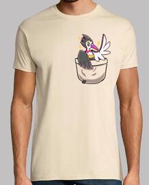 Pocket Shiny Trumbeak - Mens shirt