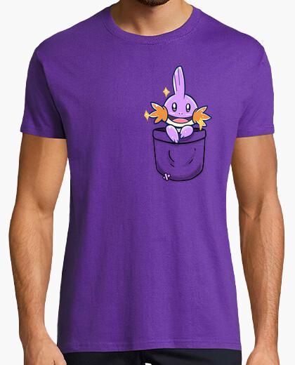 41b76fdb Pocket Shiny Water Kip - Mens shirt T-shirt - 1677964 | Tostadora.com