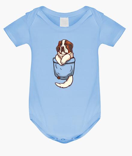 Kinderbekleidung Pocket St Bernard