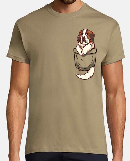 pocket st bernard - camicia da uomo
