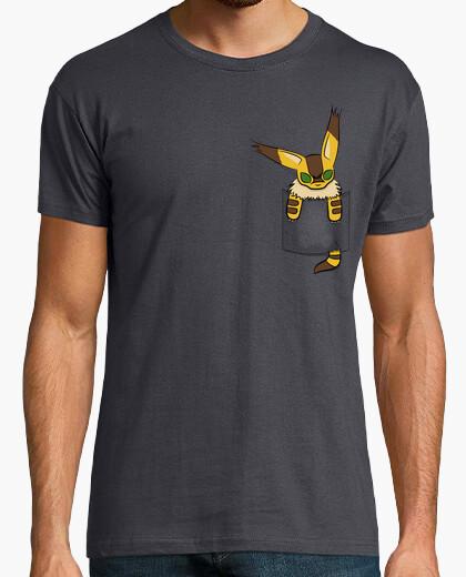 T-shirt pocket teto
