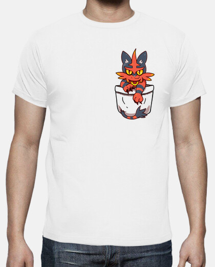 Pocket Torracat - Mens shirt