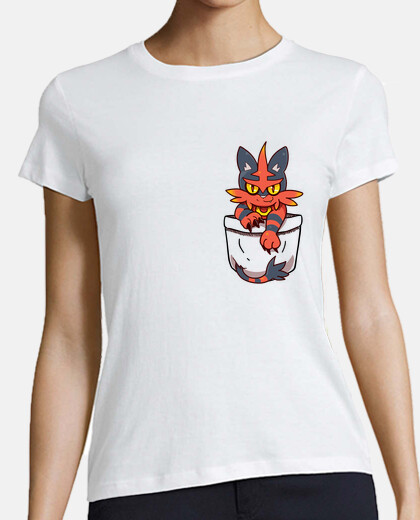 Pocket Torracat - Womans shirt