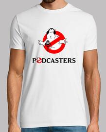 podcasteurs blanc