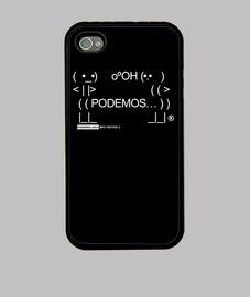 PODEMOS ASCII MPO CODE