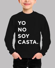 Podemos, BEBE, Logo Delantero - Yo no soy Casta