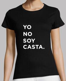 Podemos, CHICA, Logo Delantero - Yo no soy Casta
