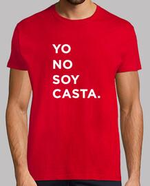 Podemos, CHICO, Logo Delantero - Yo no soy Casta