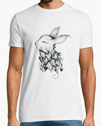 Poetic rabbit t-shirt