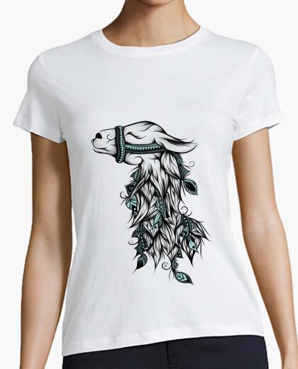 T-shirt poetico lama