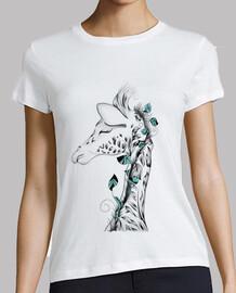poetische Giraffe