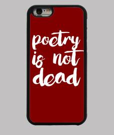 Poetry is not dead