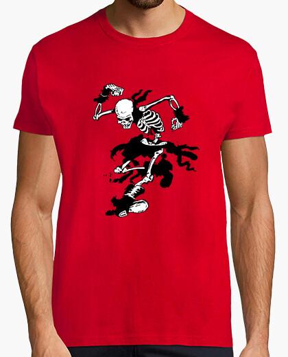Camiseta Pogo Oi skeleton
