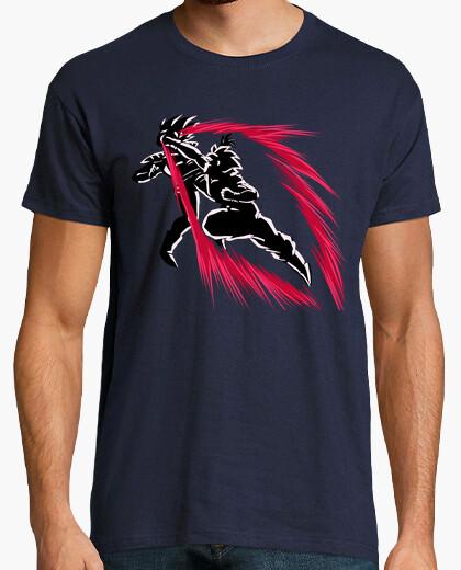 Tee-shirt poinçon de puissance kaio