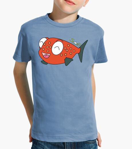 Vêtements enfant poisson