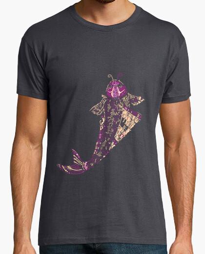 Tee-shirt poisson