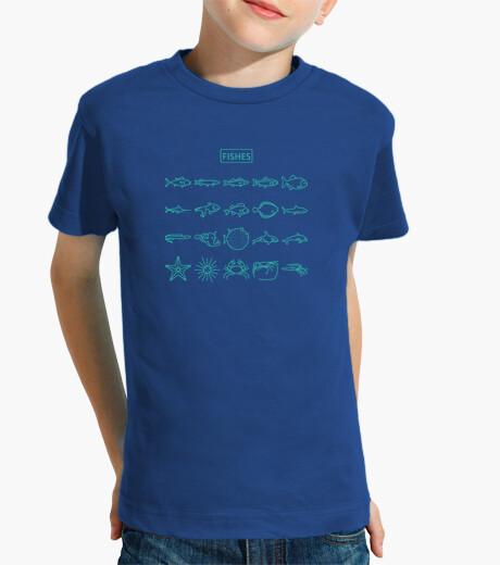Vêtements enfant poissons