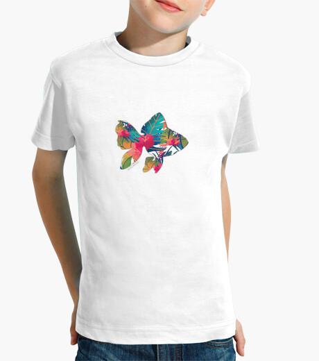 Vêtements enfant poissons arrai tropikala-tropical