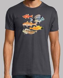 poissons de la méditerranée