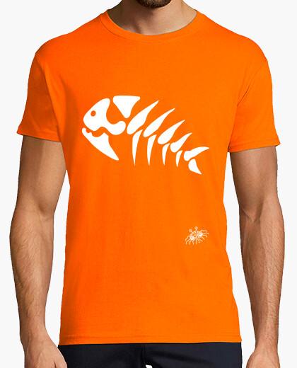 Tee-shirt Poissons pirate Pastafari