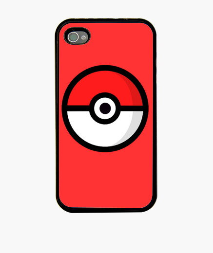 Funda iphone pokeball iphone 4 n 322201 fundas iphone latostadora - Personalizar funda iphone ...