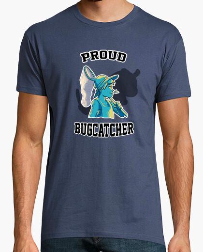 Tee-shirt Pokemon: Bugcatcher man