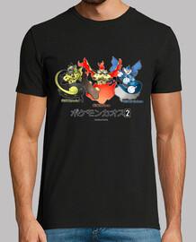 Pokémon Caos 2 - Articdurus, Zapnadus y Moldorus