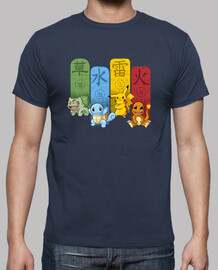 pokemon monsters kanji