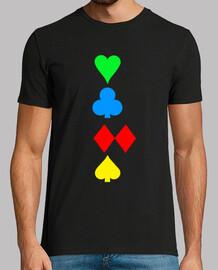 poker colours