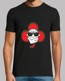 Poker Face logo trifoglio