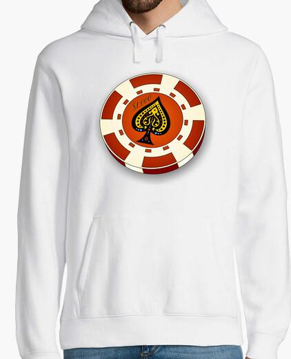 Jersey Poker Ficha $1000 Otros Colores